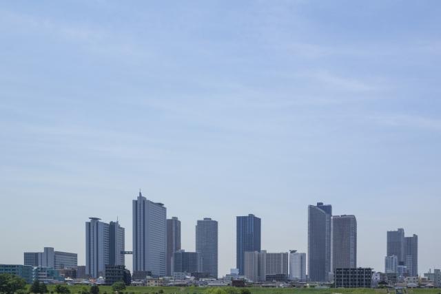 川崎市中央部(宮前区、高津区、幸区、中原区)の特徴や中古マンションンの相場について